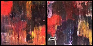 "40"" x 40"" each 