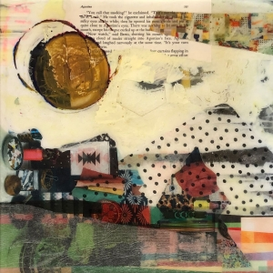 "Nicole Wasgatt Art 12"" x 12"" 